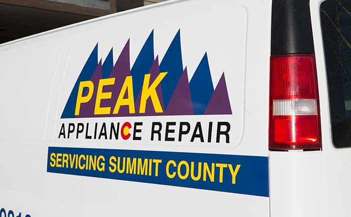 Appliance Repair In Summit Cove Co Peak Appliance Repair