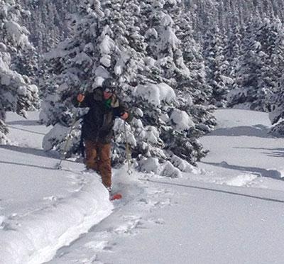todd olsen skiing