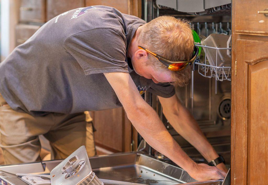 dillon dishwasher repair