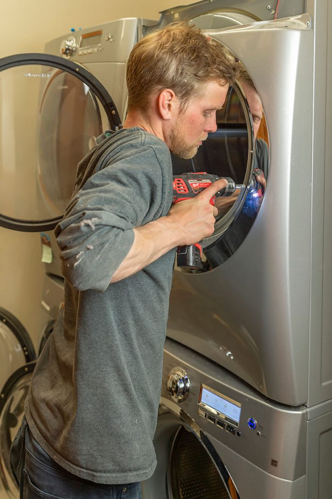 dryer repair in breckenridge