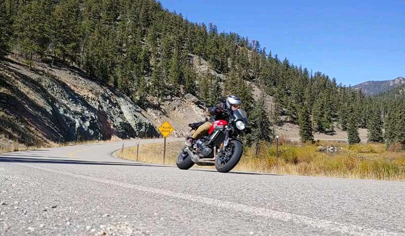 tucker harness motorcycle